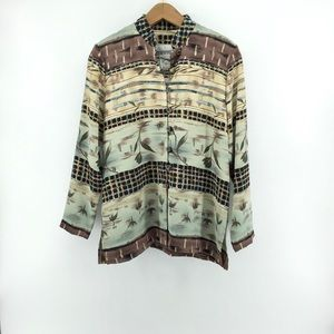 Peter Popovitch | VINTAGE Button Up Top
